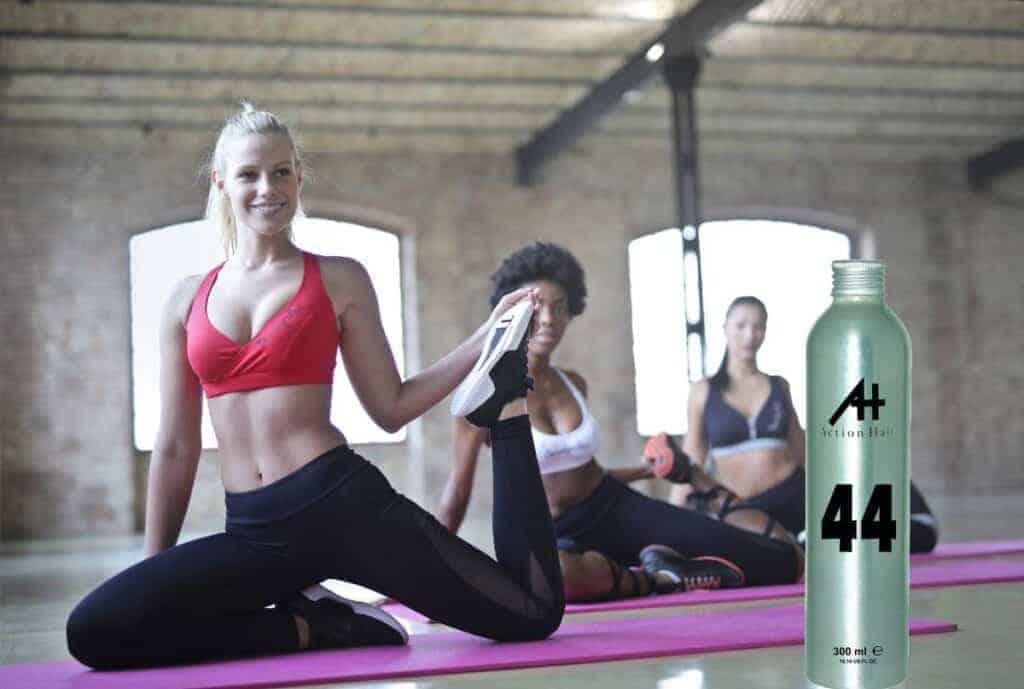 Fitness dopo il lavoro? AH44 dopo il fitness