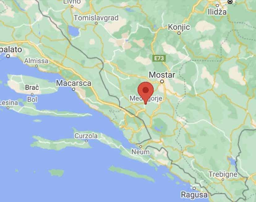 La mia esperienza a  Medjugorje – PARTE 1